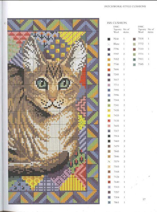 Gallery.ru / Фото #1 - Cats2 - OlgaHS