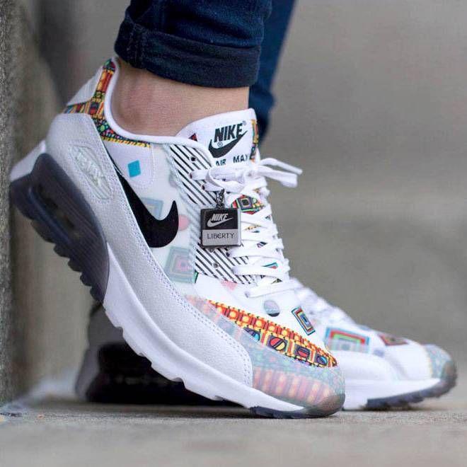 Chaussures Nike Sportswear AIR MAX 90 PREMIUM Baskets