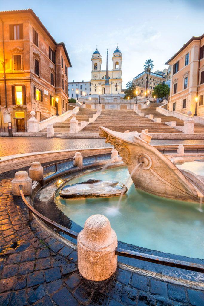 kostenlos in Rom Trevibrunnen