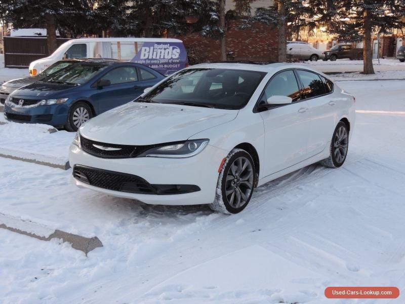 Chrysler: 200 Series S #chrysler #200series #forsale #canada ...