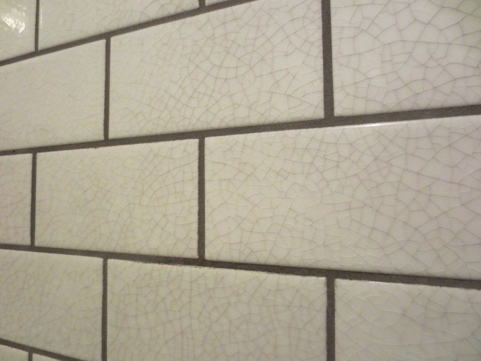 Crackled subway