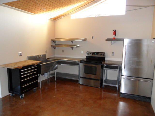 Kitchens Without Cabinets Kitchen Amazing