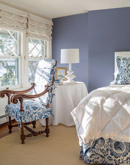 Bedroom ideas s luxe af 580 via benjamin moore
