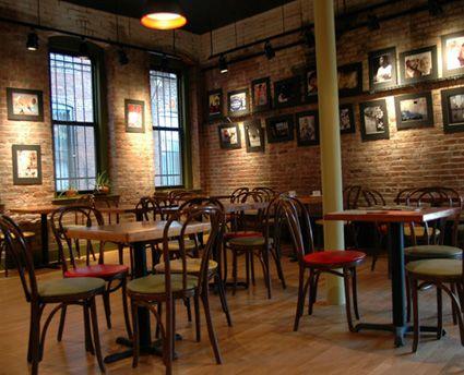 Haley House Cafe