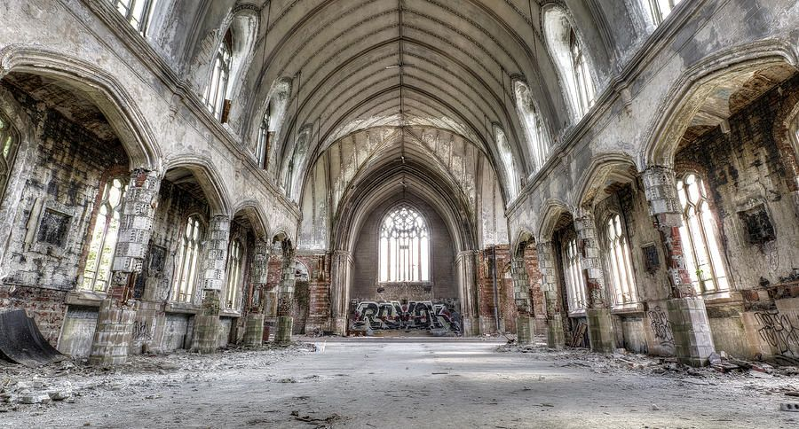 Abandoned Church abandoned churches | abandoned church photographjoe gee