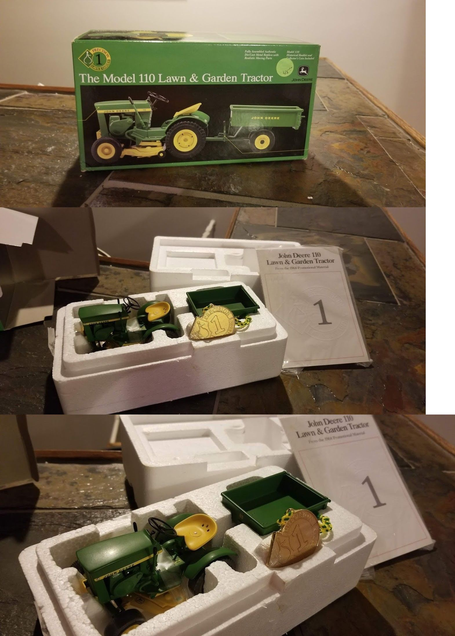 John deere 110 lawn and garden tractor precision #1 | Farm Vehicles ...