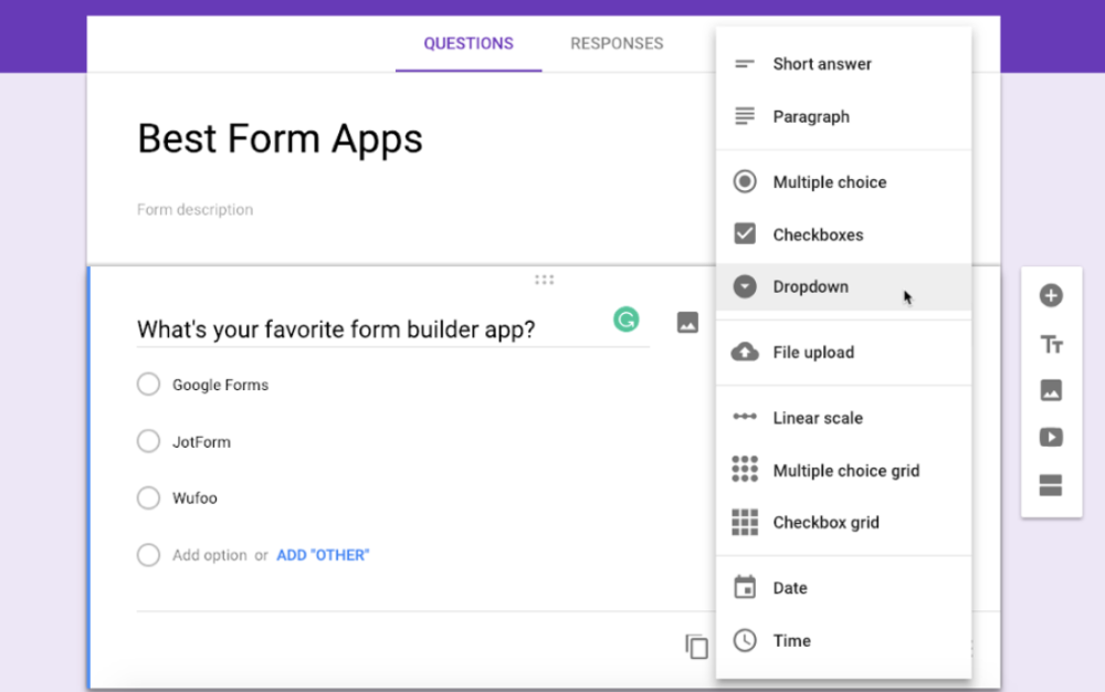 The 9 Best Online Form Builder Apps In 2020 Zapier The Ultimate Guide To Forms And Surveys Zapier Form Builder Survey Tools Online Form