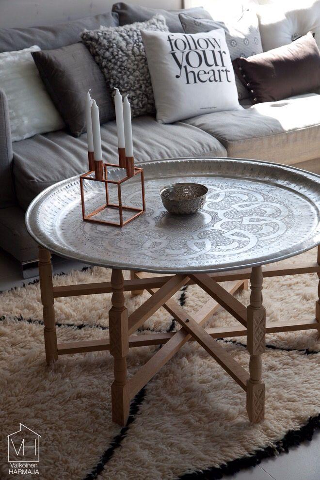 Moroccan Table Moroccan Decor Living Room Moroccan Table