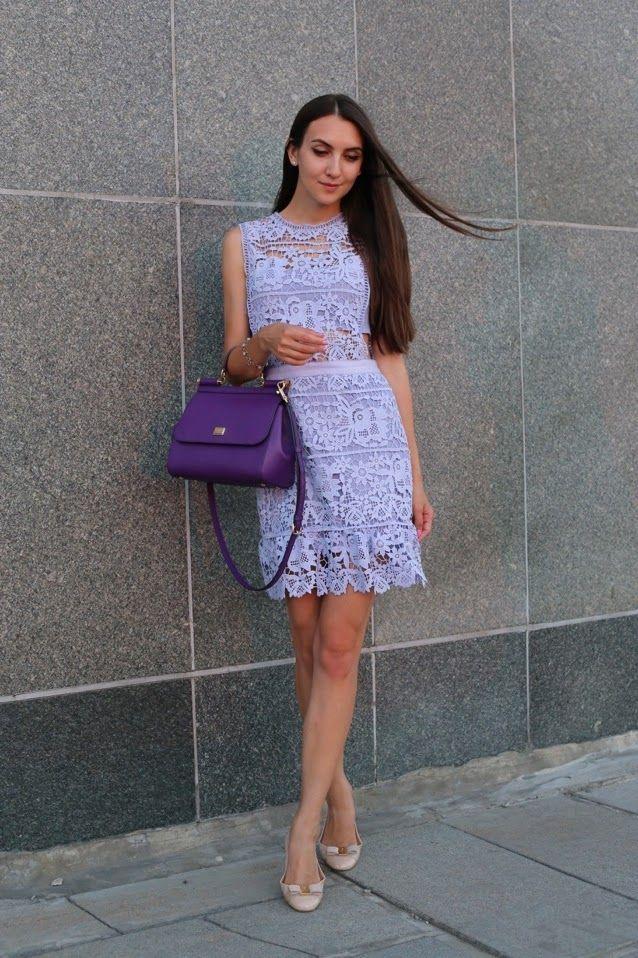 Galina Thomas: Look of the Day: 50 shades of Lavender