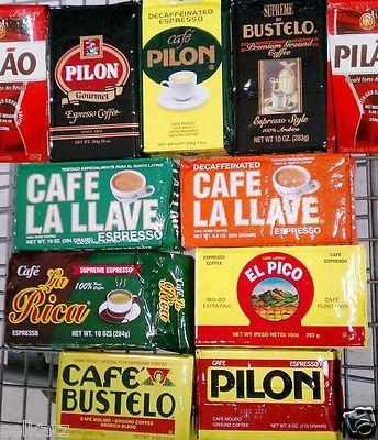 Espresso Brazilian Coffee Cuban Coffee Decaffeinated