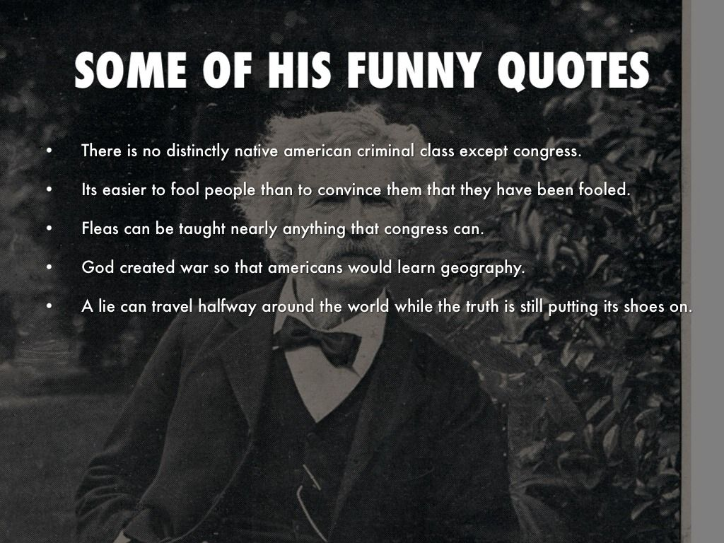 Image Result For Mark Twain Funny Quotes Funny Quotes Quotes Funny