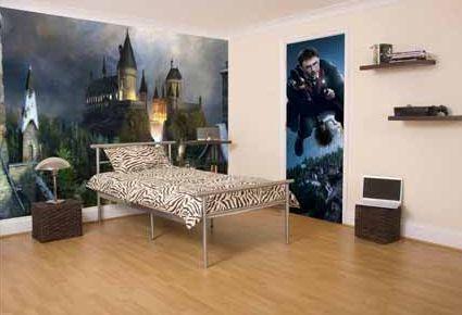 Harry potter wallpaper for walls