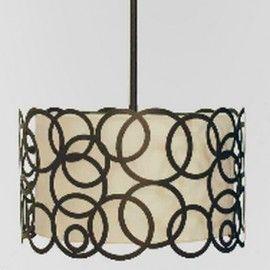 Pin En Lámparas De Forja De Diseño