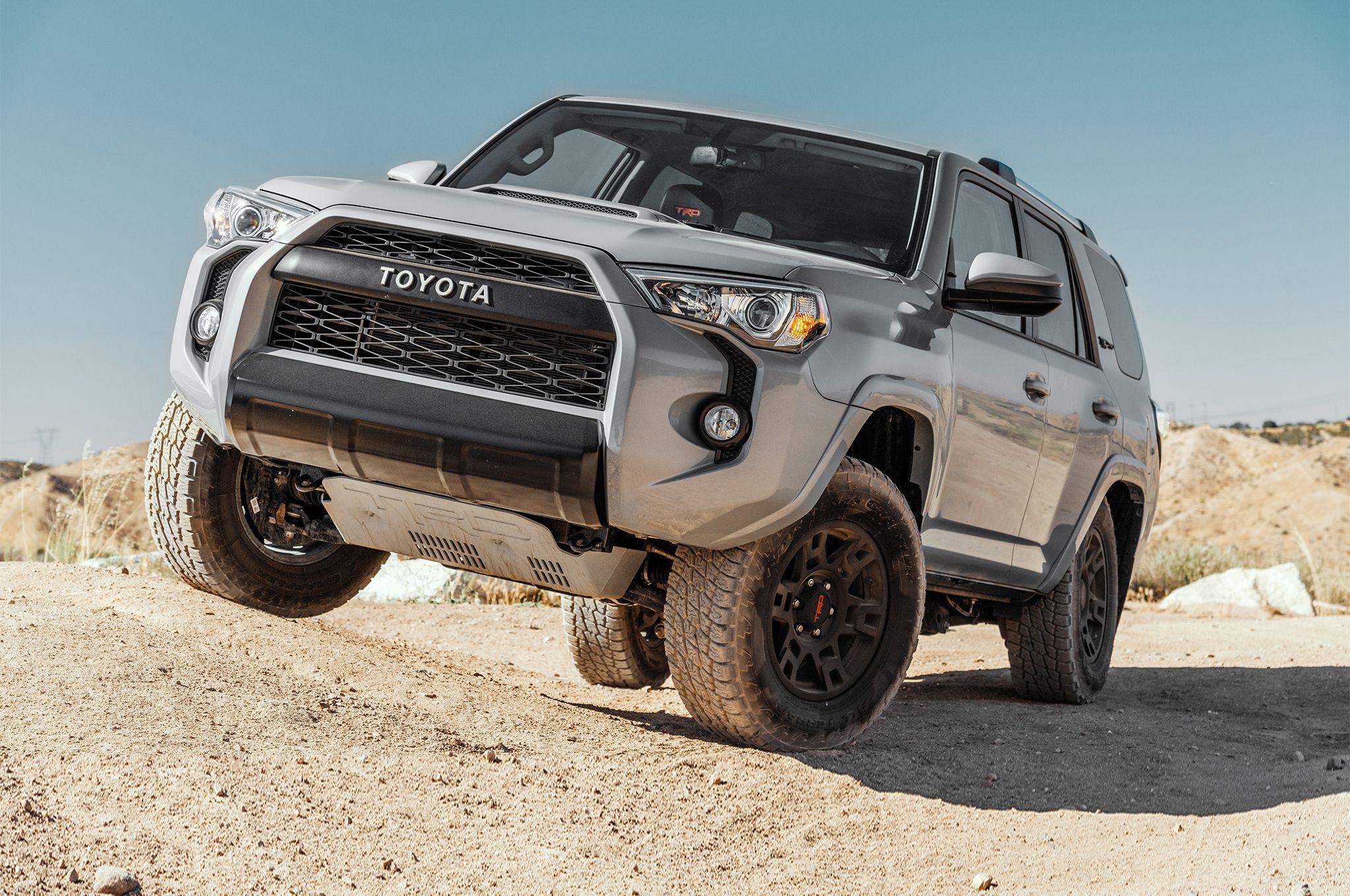 Toyota 4Runner TRD Pro Need for speed Pinterest