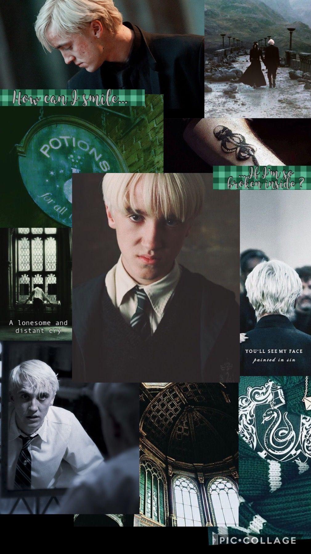 Draco Malfoy Dracomalfoy Harrypotter Hogwarts Draco Malfoy Malfoy Draco Malfoy Aesthetic