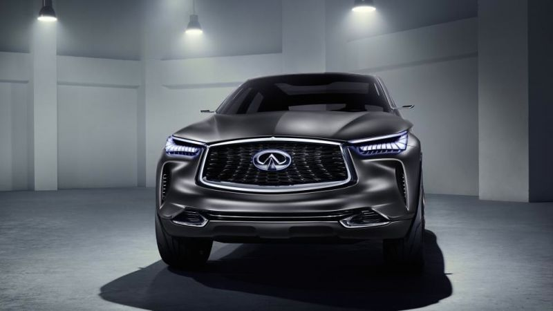 2020 Infiniti Qx50 Is Based On The Qx Sport Inspiration Concept New Suv New Cars Infiniti