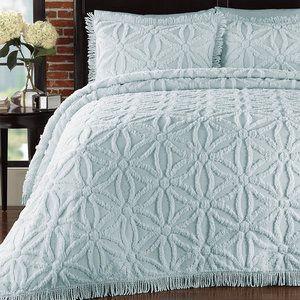 LaMont Arianna Chenille Bedspread Set