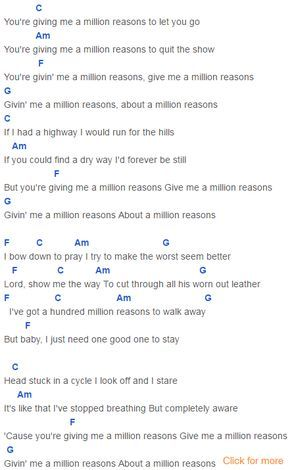 Million Reasons Chords Lady Gaga Musics In My Soulllll