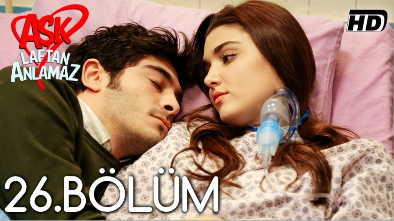 Ask Laftan Anlamaz 26 Bolum ᴴᴰ Hayat And Murat Bollywood Couples One Sided Love