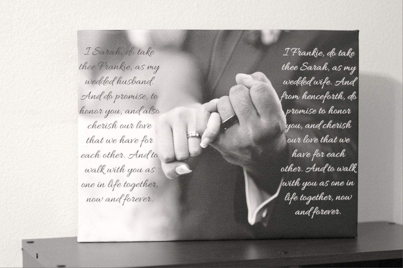 Wedding+Canvas+Art+Print+Custom+Words+Added+by+DexterDigitalMedia ...