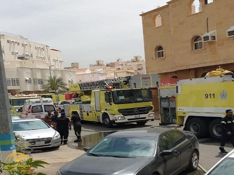 فاجعة تطال امرأة وثلاثة من أبنائها في مكة Scenes Street View Street