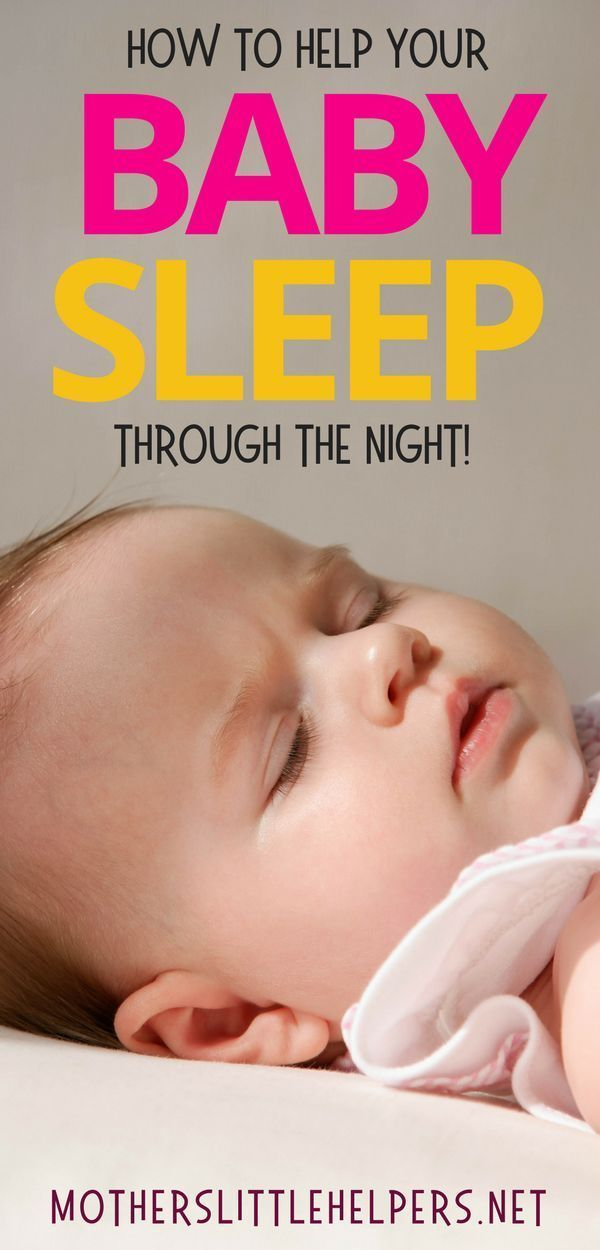 Pin on BABY SLEEP help baby sleep through the night