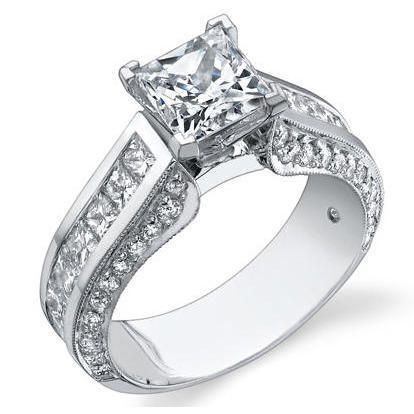 A jewelry designer that creates uniquely beautiful antique and vintage style engagement rings - https://www.youtube.com/watch?v=e-rafCEDyho