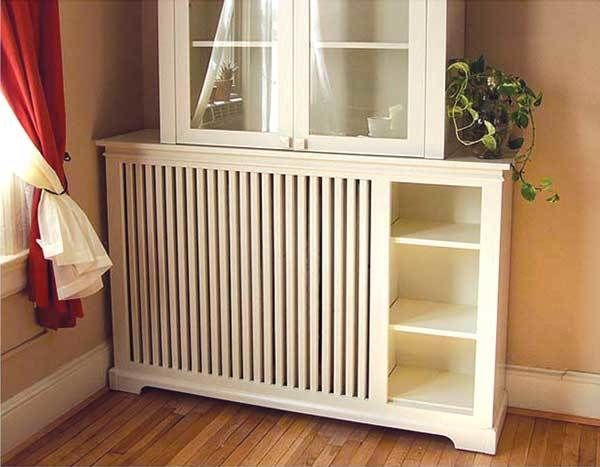 Gothic Cabinet Craft - CUSTOM - Wall Radiator Cover, PLEASE ...