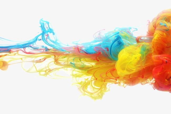 Smoke Color Watercolor Png Transparent Image And Clipart
