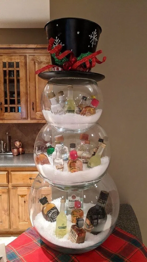 30 Fabulous Christmas Decoration Ideas For Small House #christmas #christmasdecor #christmasideas « quickbrain.org #christmasdecordiy