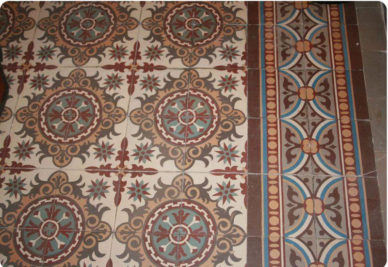 Carreaux De Ciment Anciens Antique Tiles Ccommeca Canalblog Com