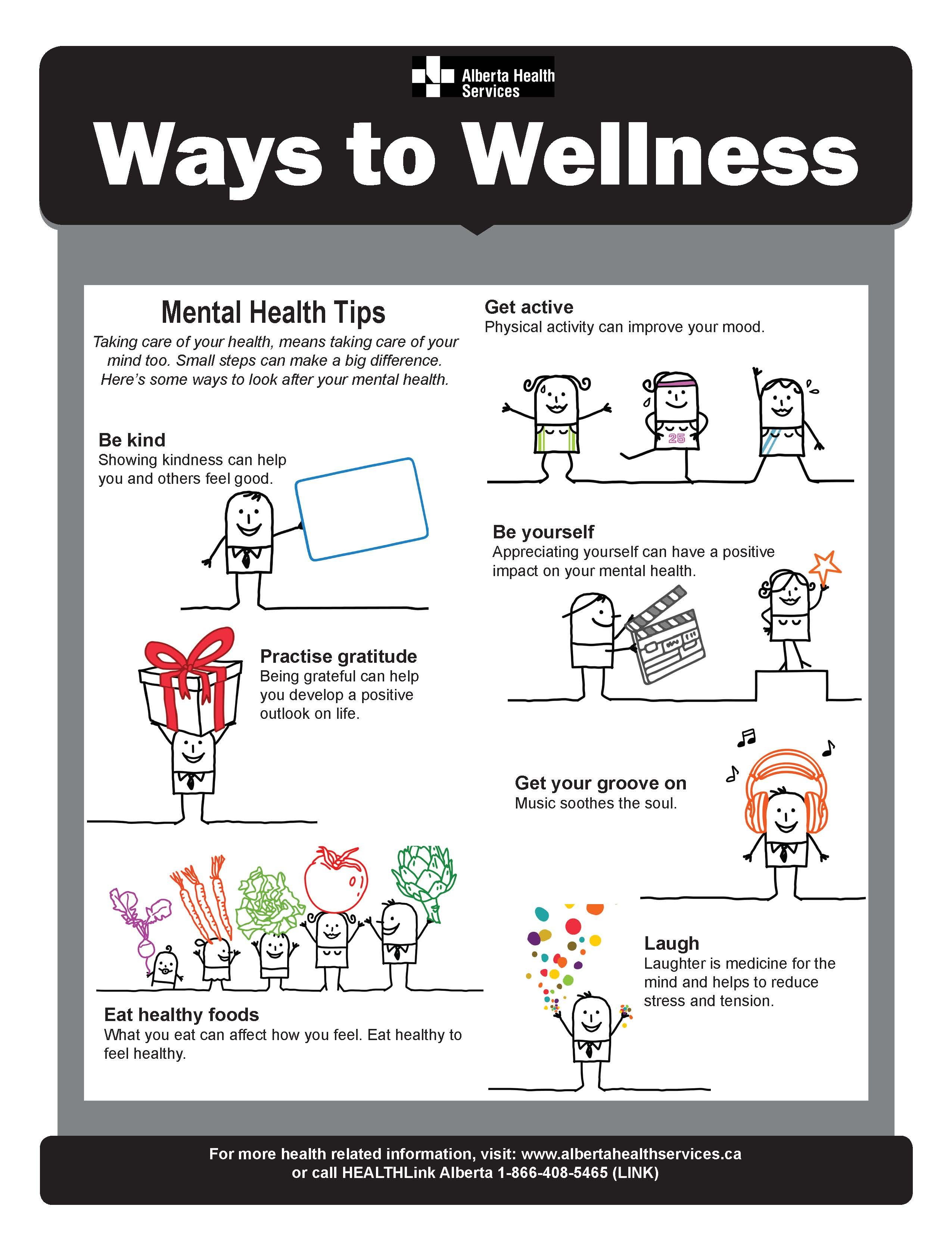 Mental Health Week Is May 4 10 And We Challenge You