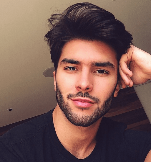 3 Male Models With Amazing Hairstyles Male Models