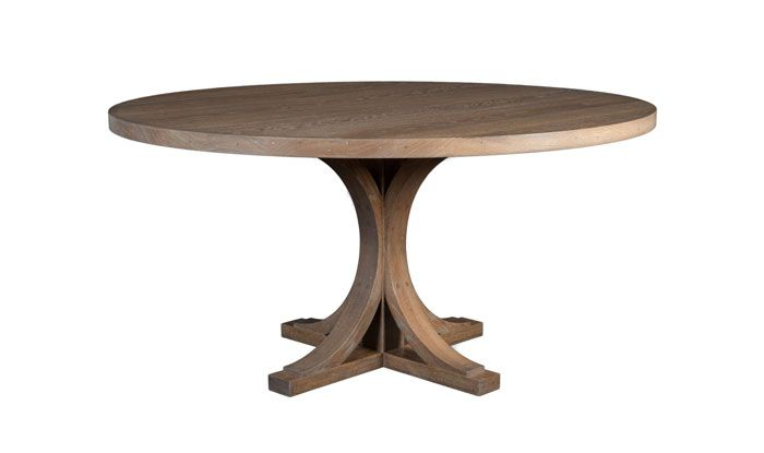 The Custom Designed Gates Table Dining Table Custom Dining