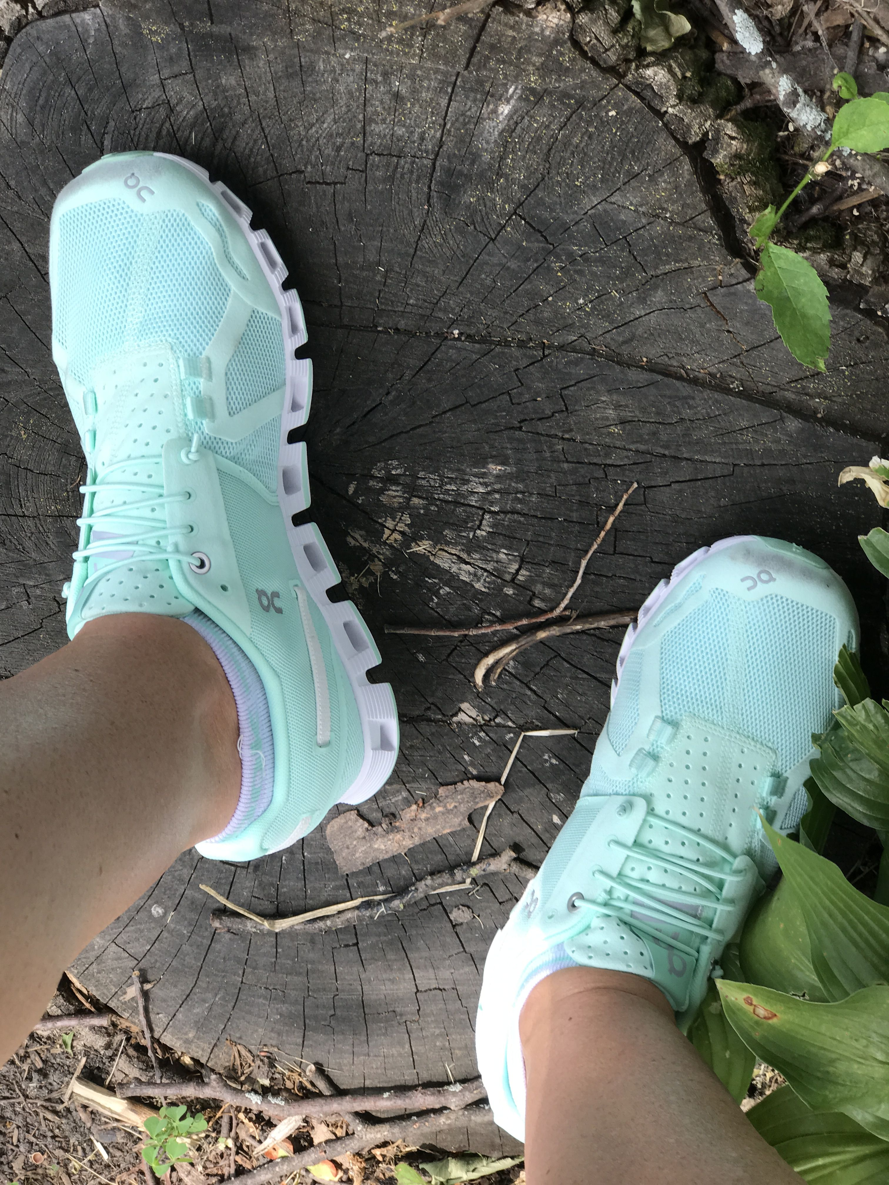 On Cloud Shoes Review Light as a Feather, Sturdy Support