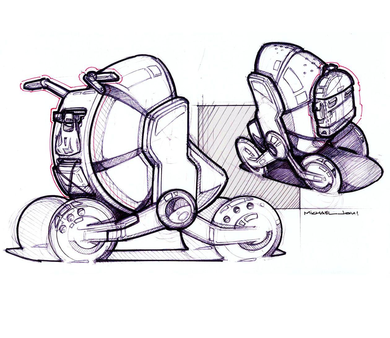 Diseno De Carreola Sketch Car Design Sketch Industrial Design Sketch Sketches
