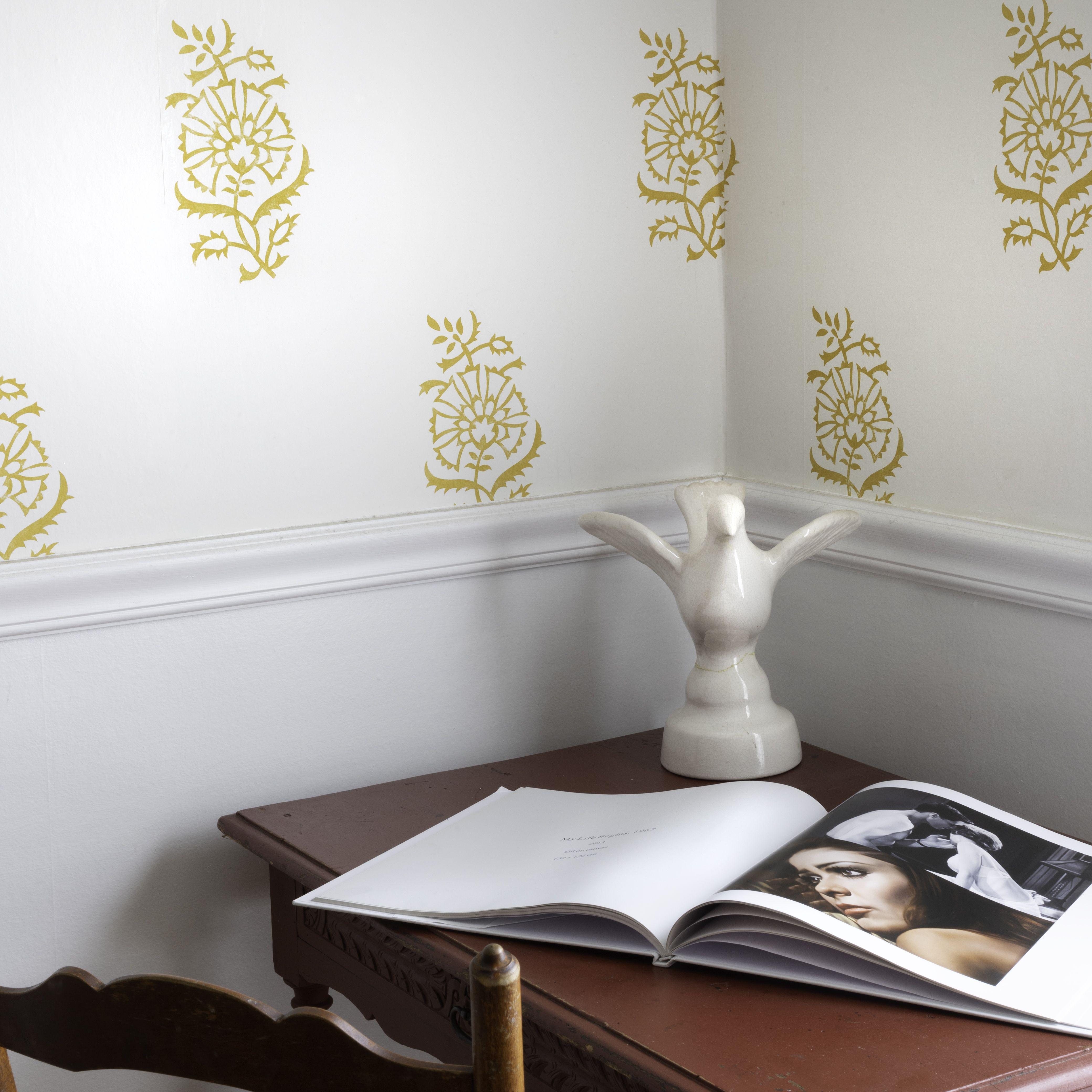 80 Seraphine Wallpaper Wallpaper Home Decor French Grey