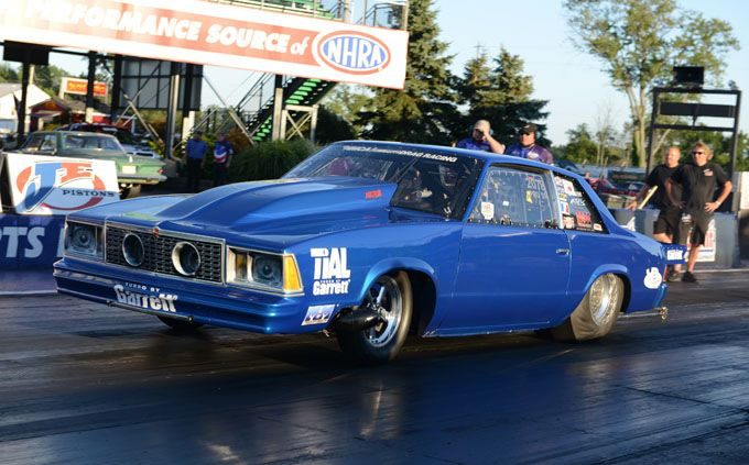 Jeff Lutz Race Cars Annual Je Pistons Nmca Muscle Car