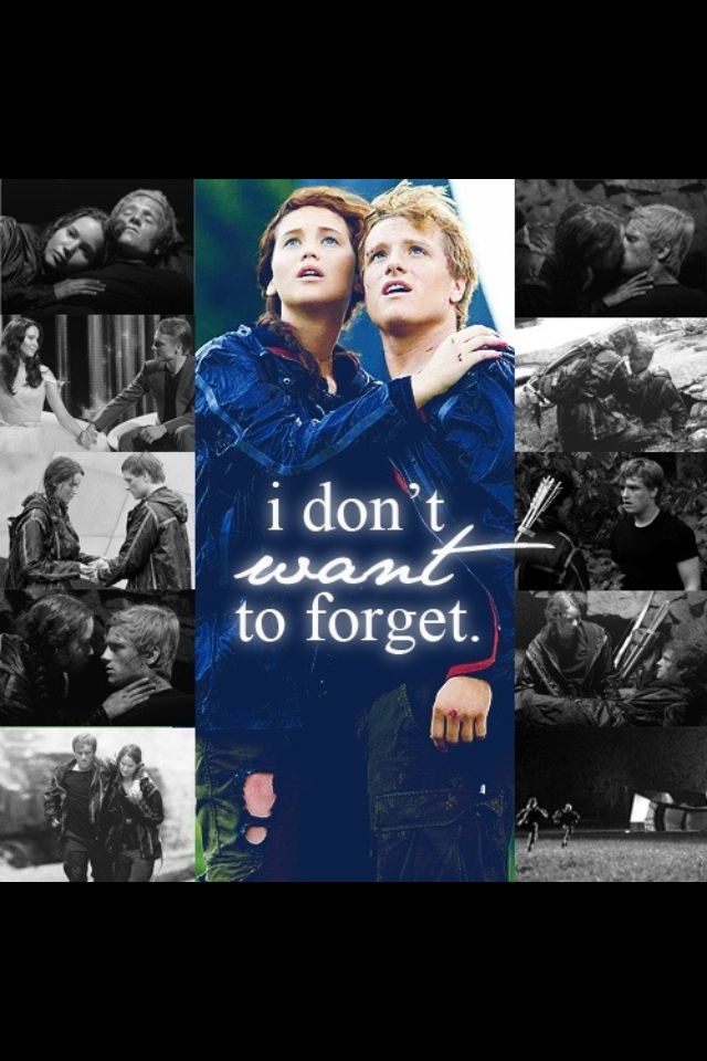 I dont want to forget
