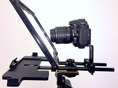 Teleprompter Simple Professional Portable use any tablet