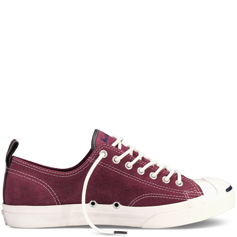 Jack Purcell Suede oxheart/burnt umber