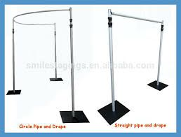 Portable Curtain Stand Backdrop Frame Diy