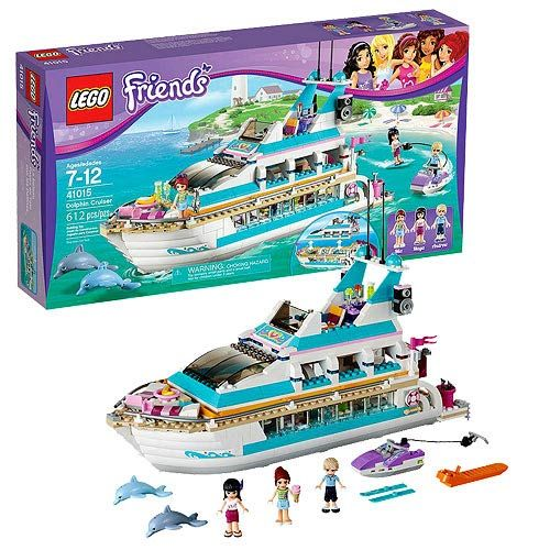 LEGO's are one of the most popular toys for both boys and girls ...