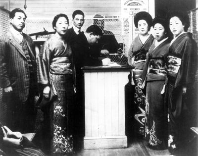 Gentlemens Agreement 1908 Was When Japan Agreed To Limit Emigration