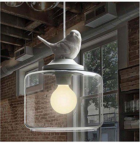YRUI™Die neue kreative amerikanischen Land LED-Pendel Studie Art