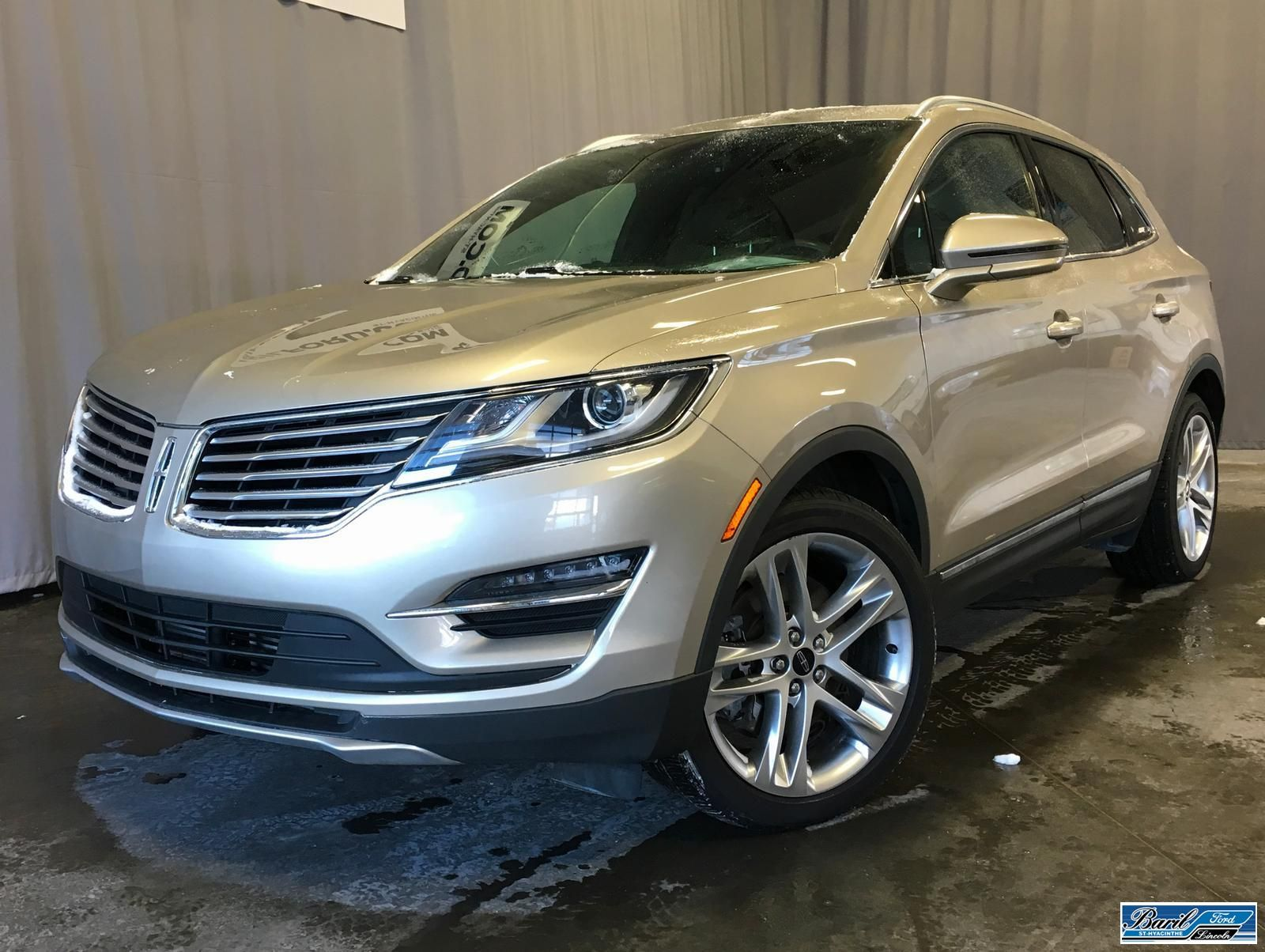 2015 Lincoln MKC 2.0L AWD Lincoln mkc, Awd, Suv