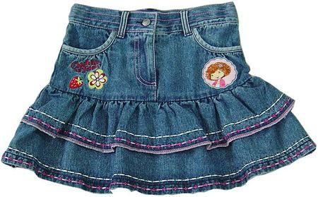 8f3836b3e Pin de virginia torres en costura | Faldas para niñas, Ropa para ...