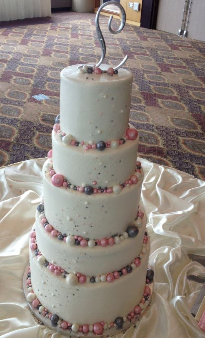Another Delightful Cake By Local Vendor Occasions In Duluth MN Wedding