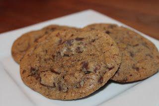 Marias Madside: Chocolate Chip Cookies