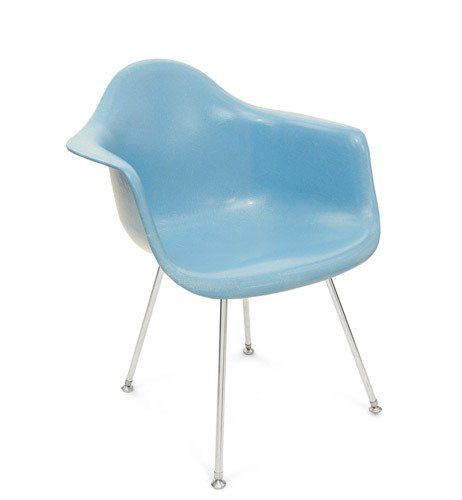 Modernica Arm Chair with H-Base